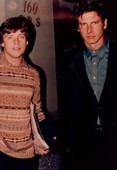 Mark & Harrison..