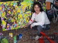 Art Galleries :Zaida del Rio