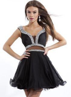 Rachel Allan - 6714 - Prom Dress - Homecoming - Rachel Allan 6714 #formalapproach
