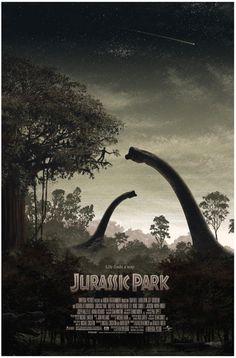 Poster do filme Jurassic Park
