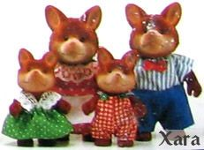 Forest Families Fox