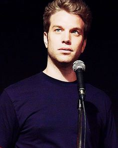 Anthony Jeselnik. Hilarious and darn cute.
