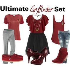 Ultimate Gryffindor Set