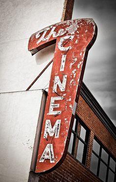 The Cinema Bar by Shakes The Clown, via Flickr