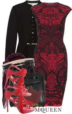 """""""intarsia"""" by monchanel ❤ liked on Polyvore"""