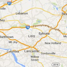 What are some stores in the Rockvale Outlets in Lancaster, Pennsylvania?