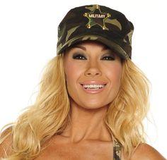 Army Girl Cap
