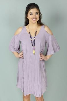 Lilac Lover Dress: $42