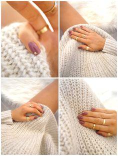 Love the colour of this nail polish :-D