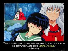 Inuyasha - Wallpaper and Scan Gallery Amor Inuyasha, Inuyasha Love, Miroku, Kagome Higurashi, Lgbt, Kohaku, Card Captor, Bow Wow, Cool Animations