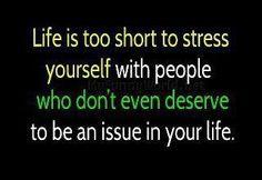 It is what it is!!