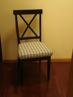 I love Craigslist, it is my go-to when I am looking for a new project. So, as always it pulled through when I was looking for two chairs fo...