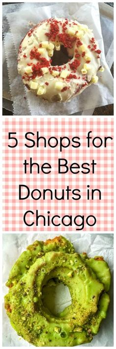 Best Donuts in Chicago