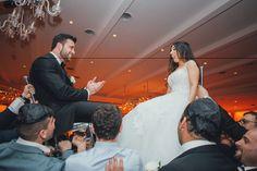 An All White New York Wedding, Gina & David