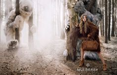 Tim Walker Shoots Mulberry Fall 2012 Ad Campaign - Five Five Fabulous