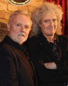Brian May and Roger Taylor speak about the band's powerful chemistry