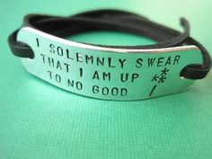 Harry Potter inspired Jewelry I solemnly swear by TesoroJewelry. I MUST HAVE THIS.