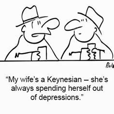 Keynesian school