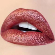 Colourpop Ultra Metallic Lipstick *Kween* Reddish Copper Colorpop World Ship Metallic Lipstick, Lipstick Art, Lip Art, Lipstick Colors, Liquid Lipstick, Lip Colors, Metalic Lips, Purple Lipstick, Red Lipsticks