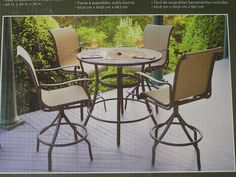 high top patio set 9 best Lowes Patio Furniture images on Pinterest | Lowes patio  high top patio set