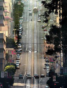 California Street, San Friancisco