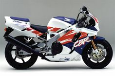 Honda FireBlade RRN 1992 Early UK Supplied Survivor (picture 1 of - Motocycle Pictures and Wallpapers Super Bikes, Honda Motorcycles, Cars And Motorcycles, Bobber Bikes, Honda Bikes, Honda Fireblade, Gp Moto, Motorbike Clothing, Japanese Motorcycle