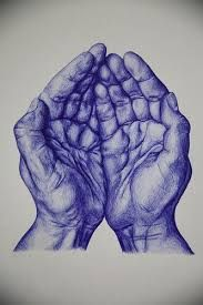 Finding a voice through A Level Art & Design Biro Art, Ballpoint Pen Drawing, Art Sketches, Art Drawings, Sketches Of Hands, Biro Drawing Sketches, Drawings Of Men, Drawings Of Hands, Stylo Art