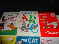 Cat In The Hat Green Eggs And Ham