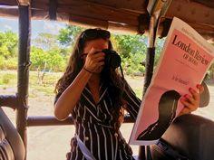 "Renee Doegar (Cohn) on Twitter: ""Searching for Santoshi on safari in Sri Lanka #readeverywhere @LRB @parisreview…"
