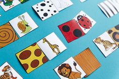 Playing Cards, Memory Games, Coloring Pages, Animaux, Playing Card Games, Game Cards, Playing Card