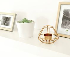H&M Home is the perfect place to get all those geometric/copper decor items for a minimalist, modern look. There's a new haul on my YouTube sharing everything I got from their store. #hm #home #hmhome #decor #minimalist