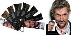 Уход за мужской прической и бородой http://www.pro-parikmahera.ru/2/222.php?show_art=10302  Некоторые мужчины хотят избавиться от седины, но боятся, что окрашенные волосы будут выглядеть неестественно. Компания KEUNE Haircosmetics разработала краситель Color Man, который возвращает волосам натуральный пигмент всего за 5-10 минут. А линия Care Line Man поможет поддерживать волосы в здоровом состоянии. Справки, заказ, обучение +7 (495) 213-30-34 доб.305, 302, 303, 307 Поставщик - компания…