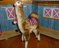 llama......slightly obsessed Picture Day, Alpacas, Handmade Dolls, Exotic Pets, Family Pictures, Barbie Dolls, Drugs, Toys, How To Make