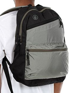 Volcom Boys Academy Backpack Black Combo One Size * This is an Amazon Affiliate link. See this great product.
