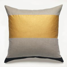 Maritime Square Linen Pillows | Unison