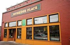 Beveridge Place Pub in West Seattle, place to take the dogs and have a drink.  Fun trivia as well!