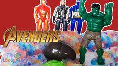 AVENGERS ASSEMBLE - Attack of the Frozen Orbeez with Hulk, Thor, Iron Man and Captain America #littlesproutstv #southafricanyoutubechannelforkids #funforkids  #youtubecreator #YoutubeKids #Avengers #SurpriseEggs #avengersassemble #hulksmash #thorragnarok #ironman #marvelcharacters #orbeez #spiderman #toyreviewchannel Best Avenger, Hulk Smash, Marvel Characters, Thor, Captain America, Cool Kids, Iron Man, Spiderman, Avengers