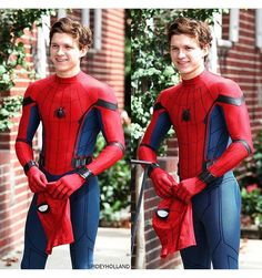 The perfect spiderman