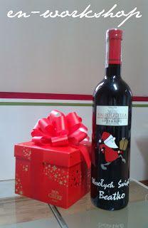Święta- prezenty Red Wine, Alcoholic Drinks, Glass, Food, Drinkware, Corning Glass, Essen, Liquor Drinks, Meals