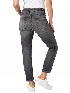 Купить джинсы зауженные книзу Pepe Jeans в js-online.ru. Скидки до 70%. Pepe Jeans, Grey, Pants, Fashion, Gray, Trouser Pants, Moda, La Mode, Women's Pants