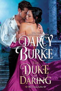 Darcy Burke - The Duke of Daring