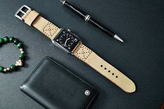 Apple Watch Band Black Forest Atelier-Handmade от NameEngraved