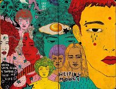 Valarie Choi drawings