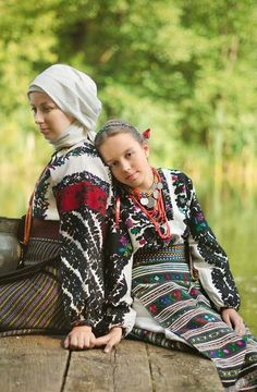 All Things Ukrainian - Mother & Daughter