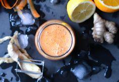 Immune boosting & anti inflammatory juice - A tasty love story