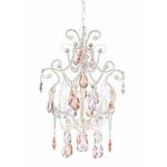 Cora Chandelier - perfect for my hallway!