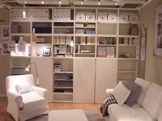 1000 images about bureau on pinterest bureaus ikea and ikea hackers - Bibliotheque casier ikea ...