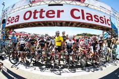 9,000 athletes, 55,000 fans, 1 location Sea Otter Classic, the world's premiere cycling festival. Monterrey, CA April 18-21