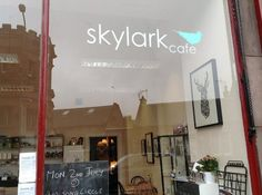 Skylark Cafe, Edinburgh