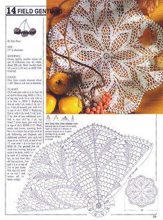 Decorative Crochet Magazines 65 - Gitte Andersen - Álbuns da web do Picasa